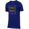 Nike-FC Barcelona Squad T-shirt - Herre-Deep Royal Blue-1606347
