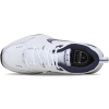 Nike-Air Monarch IV-White/Metallic Silve-1611353