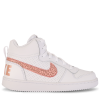 Nike-Court Borough Mid-White/Rust Pink-cora-1611568