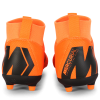Nike-Mercurial Superfly 6 Academy MG 'Fast By Nature'-Total Orange/Black-t-1612175