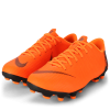 Nike-Mercurial Vapor 12 Academy MG 'Fast by Nature' - Børn-Total Orange/Black-t-1612195