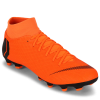 Nike-Mercurial Superfly 6 Academy MG 'Fast By Nature'-Total Orange/Black-t-1612223