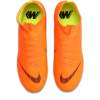 Nike-Mercurial Superfly 6 Pro FG 'Fast by Nature'-Total Orange/Black-t-1612235