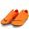 Nike-Mercurial Vapor 12 Pro AG-PRO 'Fast By Nature'-Total Orange/Black-t-1612358