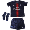 Nike-Paris SG Hjemmebane Minikit 2018/19-Midnight Navy/White-2006630