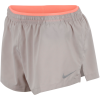 """Nike-Elevate 3"""" Shorts-Moon Particle/Crimso-2010395"""