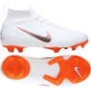 Nike-Mercurial Superfly 6 Elite FG 'Just Do It'-White/Mtlc Cool Grey-2013660