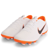 Nike-Mercurial Vapor 12 Academy MG 'Just Do It'-White/Mtlc Cool Grey-2013666