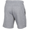 Nike-Dry Fleece Training Shorts-Dk Grey Heather/Blac-2033093