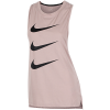 Nike-Run Division Tailwind Tank Top-Diffused Taupe-2033381