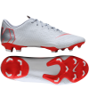 Nike-Mercurial Vapor 12 Pro FG 'Raised On Concrete'-Wolf Grey/Lt Crimson-2039829