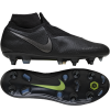 Nike-Phantom Vision Elite DF SG-PRO Anti-Clog 'Stealth Ops'-Black/Black-2040374