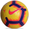 Nike-Merlin Serie A Official Matchball-Yellow/Purple/Flash -2061543