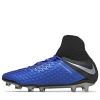 Nike-Hypervenom Phantom 3 Elite DF FG 'Always Forward'-Racer Blue/Metallic -2064106