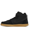 Nike-Court Borough Mid Winter-Black/Black-gum Ligh-2064216