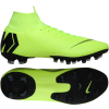 Nike-Mercurial Superfly 6 Pro AG-PRO 'Always Forward'-Volt/Black-2064316
