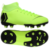 Nike-Mercurial Superfly 6 Academy FG/MG 'Always Forward' -Volt/Black-2064561