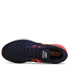 Nike-Air Zoom Structure 22-Blackened Blue/Orang-2065142