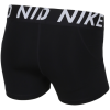 "Nike-Pro 3"" Shorts-Black/Black/White-2077750"