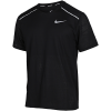 Nike-Breathe Rise 365 T-shirt-Black/Reflective Sil-2077869
