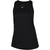 Nike-Pro Mesh Tank Top-Black/White-2078477