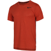 Nike-Dri-FIT Breathe T-shirt-Mystic Red/Htr/Black-2078622