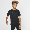 Nike-Dri-FIT Academy T-shirt-Black/White/White-2078844