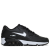 Nike-Air Max 90 Leather-Black/White-anthraci-2080479