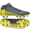 Nike-Mercurial Superfly 6 Academy FG/MG Game Over Pack-Dark Grey/Black-dark-2081283