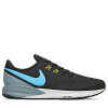 Nike-Air Zoom Structure 22-Black/Blue Fury-avia-2081468
