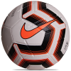 Nike-Strike Team Fodbold-White/Black/Total Or-2082286