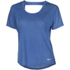 Nike-Miler Breathe Top-Indigo Storm/Reflect-2093109