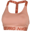 Nike-Classic Pro T-Back Sports-BH-Rose Gold/Rose Gold/-2094625