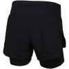 Nike-Eclipse 2-IN-1 Shorts-Black/Reflective Sil-2095029