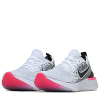 Nike-Epic React Flyknit 2-White/Black-hyper Pi-2096321