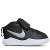 Nike-Team Hustle D 9-Black/Metallic Silve-2097284
