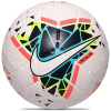 Nike-Merlin Official Matchball-White/Obsidian/Blue -2111553