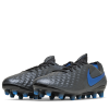 Nike-Tiempo Legend 8 Elite AG-PRO Under The Radar-Black/Black-blue Her-2111619