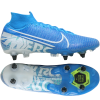 Nike-Mercurial Superfly 7 Elite SG-PRO Anti-Clog New Lights-Blue Hero/White-volt-2111621