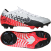 Nike-Mercurial Vapor 13 Elite NJR FG Speed Freak-Chrome/Black-red Orb-2111625
