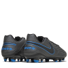 Nike-Tiempo Legend 8 Academy FG/MG Under The Radar-Black/Black-blue Her-2111671
