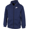 Nike-Club Hoodie-Midnight Navy/Midnig-2115191