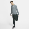 Nike-Element Crew 3.0 L/Æ-Dk Smoke Grey/Htr/Re-2117172