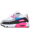 Nike-Air Max 90-White/Photo Blue-bla-2119368