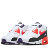 Nike-Air Max 90-White/Bright Crimson-2119440