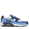 Nike-Air Max 90 Essential-White/Pure Platinum--2119496