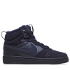 Nike-Court Borough Mid 2-Blackened Blue/Black-2123328