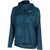 Nike-Essential Hooded Løbejakke-Midnight Turq/Reflec-2132564