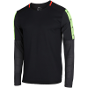 Nike-Wild Run T-shirt L/Æ-Black/Off Noir/Black-2132587