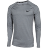 Nike-Pro Compression Top L/Æ-Smoke Grey/Lt Smoke -2132659